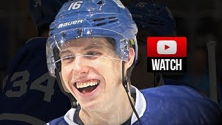 Mitch Marner 2016-2017 NHL Highlights. All NHL Goals. Rookie Season. 18 Goals. (HD)