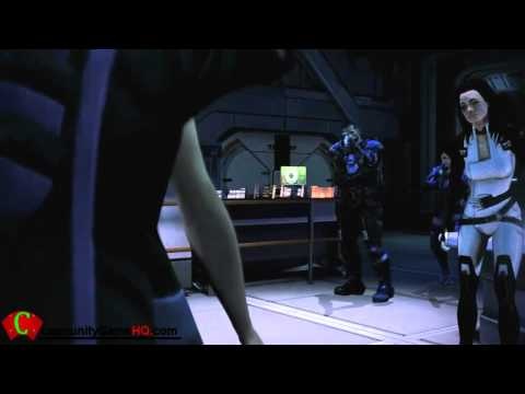 Mass Effect 3 Miranda Lawson Died (ME3 Death Cutscenes) [True-HD]