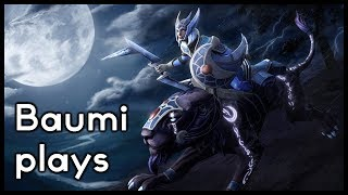 Dota 2 | EARLY AGGRESSION VS LATE GAME!! | Baumi plays Luna
