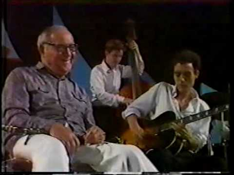 Benny Goodman At The Juan Les Pins Jazz Festival, Antibles France 1982 #3