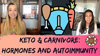 Keto & Carnivore: Hormones and Autoimmunity with The Nourished Cavewoman, Vivica Menegaz