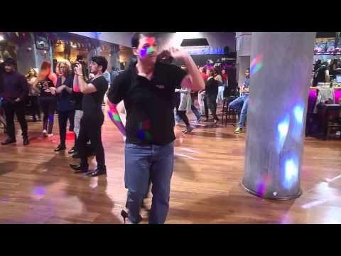 Cuban Salsa Master level class in Havana Club - Tel Aviv 5/1/16