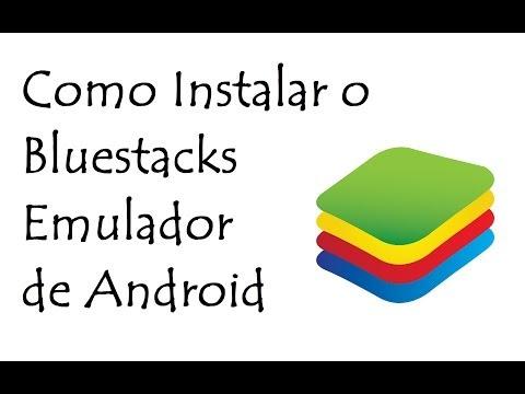 Como Instalar o Bluestacks / Emulador de Android / DavidTecNew / PT BR