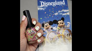 DIY Get Your Ears On Celebration Inspired Nails