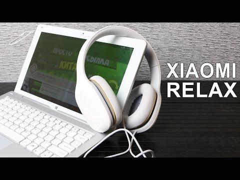 XIOAMI Mi Headphones Comfort - RELAX версия наушников за $40 + КОНКУРС