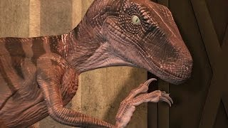 Jurassic Park: The Game (Telltale) - Episode 3, Part 2: Your Sneak Has Increased!