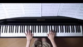 スパークル(movie ver.) ピアノ 映画『君の名は。』