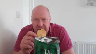 Aldi Passion Salt and Vinegar Crisps