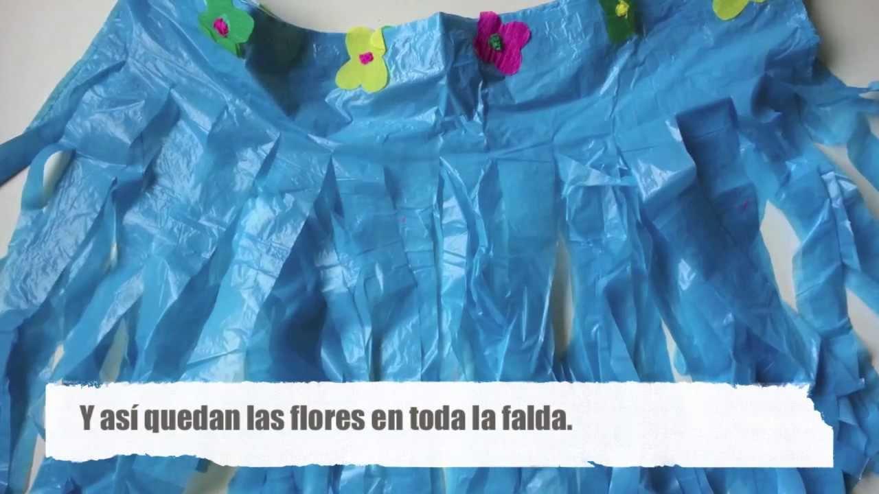 Como Hacer Una Falda Para Mantel De Plastico