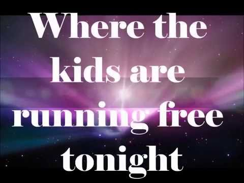 BLONDFIRE-WHERE THE KIDS ARE (LYRICS)