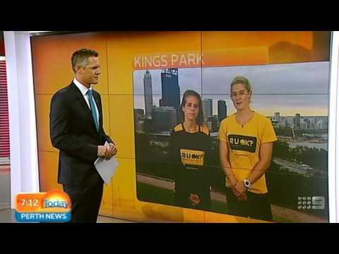 R U OK Day   Today Perth News