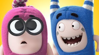 Oddbods Full Episodes | 1 HOUR COMPILATION | Funny Cartoons For Children | Oddbods & Friends