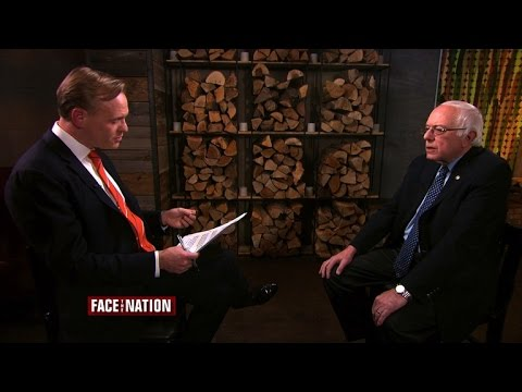 Extended interview: Bernie Sanders, January 17