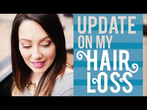 My Hairloss Update & My Extensions