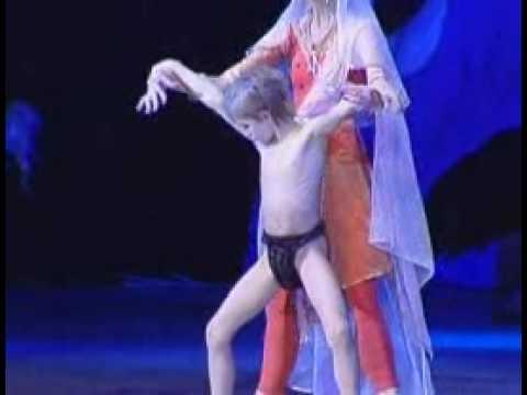 jungle book ballet teen boy