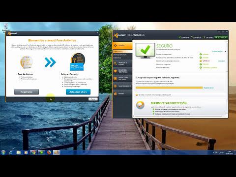 Como descargar e instalar un antivirus