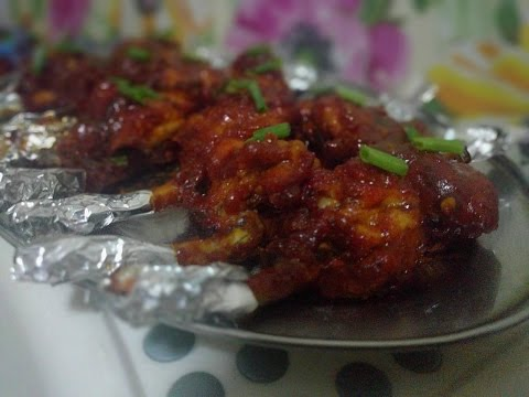Schezwan chicken lollipop | Chinese Style |