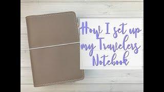 download lagu How I Set Up My Travelers Notebook gratis
