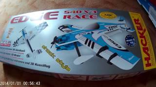 EDGE  540 V3 RAce  epp __Hacker  Unboxing