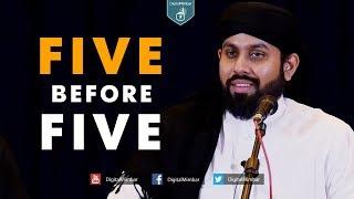 Five Before Five – Muiz Bukhary