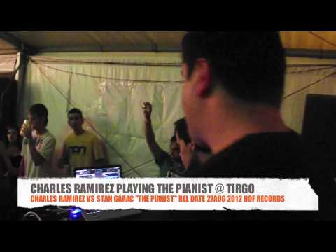CHARLES RAMIREZ @ TIRGO DJ'S 2012. Playing STAN GARAC VS CHARLES RAMIREZ