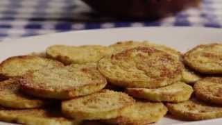 Vegetable Recipes - How to Make Fried Eggplant