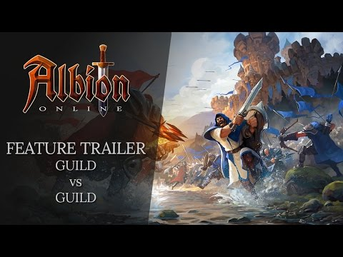 Albion Online | Feature Highlight: Guild Vs. Guild Warfare
