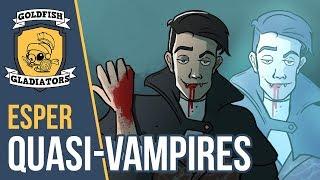 Goldfish Gladiators: Esper Quasi-Vampires (Standard, Magic Arena)