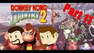 Donkey Kong Country 2: Getting Stressful - Part 11 - Diagonal Playz