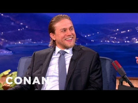 Charlie Hunnam Kicks Burglar Ass Regularly video