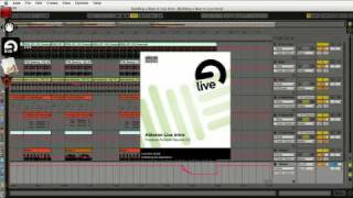 Ableton Live Intro Tutorials