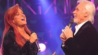 Kenny Rogers Wynonna Judd 34 Mary Did You Know 34 Live