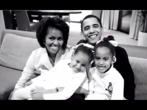 Obama Farewell Address: Where was Sasha Obama?