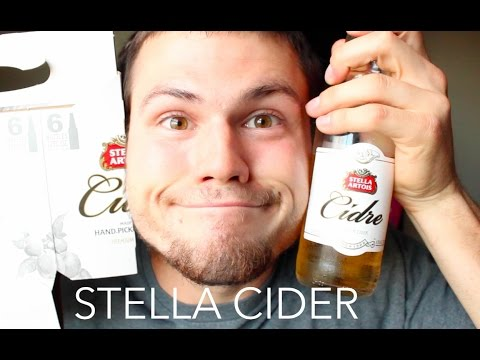 STELLA ARTOIS: APPLE CIDER REVIEW