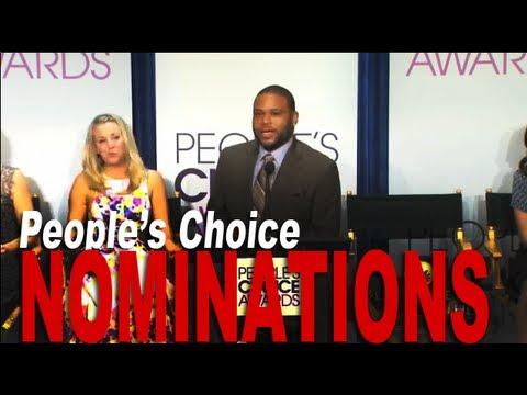 People's Choice Awards Nominations Ceremony