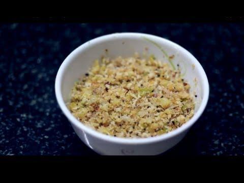 Pavakka Thoran Video Recipe (Bitter Gourd) - Kerala Style