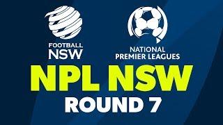 NPL NSW, Round 7, Rockdale City Suns FC v Sydney FC NPLNSW