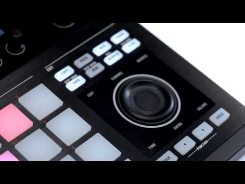 Maschine Workflow 1: Drums