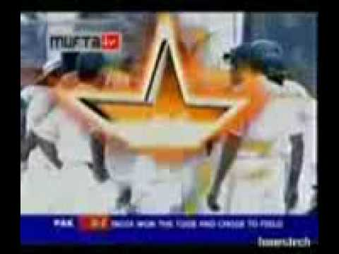 Pathan Hattrick video
