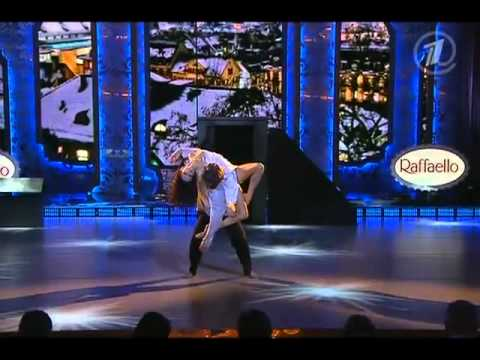 "Bolero was a Russian television dance competition that paired prominent ballerinas with male figure skating champions. This ""experiment"" was envisioned by Ol..."