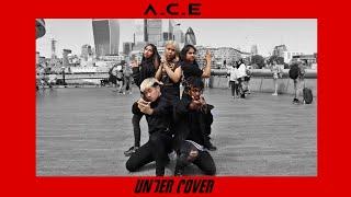 [AZIZA] K-POP IN PUBLIC LONDON | A.C.E (에이스) - UNDER COVER dance cover