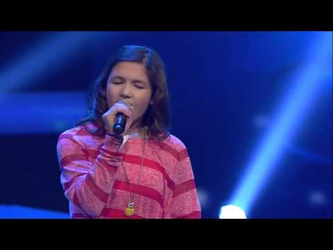 Battle  Strong (london grammar)  The Voice Kids 2014