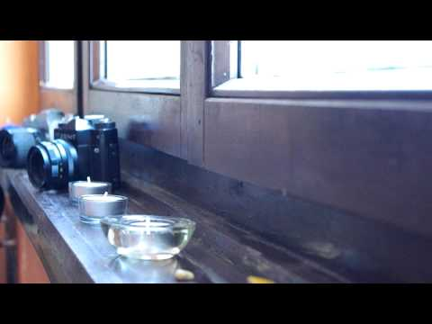Pentax K-x video test with loud Rifle shooting voice
