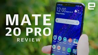 Huawei Mate 20 Pro review: One of the best phones around