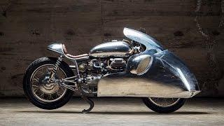 The Rodsmith Official Moto Guzzi Dust Bin Build Complete Video