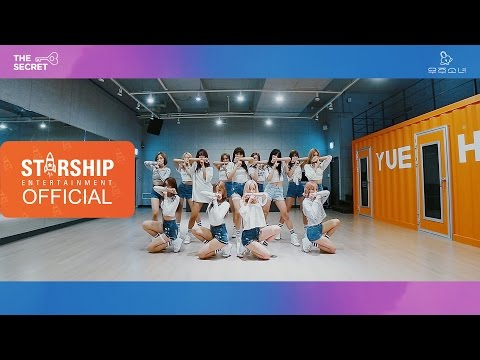download lagu Dance Practice 우주소녀WJSN _ 비밀 gratis