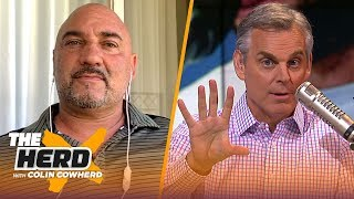 Andrew Luck retiring could lead to a trend in the NFL, talks Kyler Murray — Jay Glazer | THE HERD