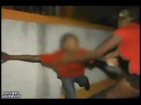 Poltergeist Sighting, Ghost Attacks Boy : Spanish Town, Jamaica Nov 2010