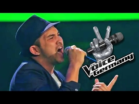 Dark Horse - Ryan De Rama | The Voice | Blind Audition 2014