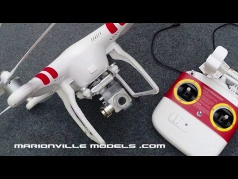 How to Use DJI Phantom 2. Vision + Plus Assistant Software. Calibration. Setup. Change to Naza M